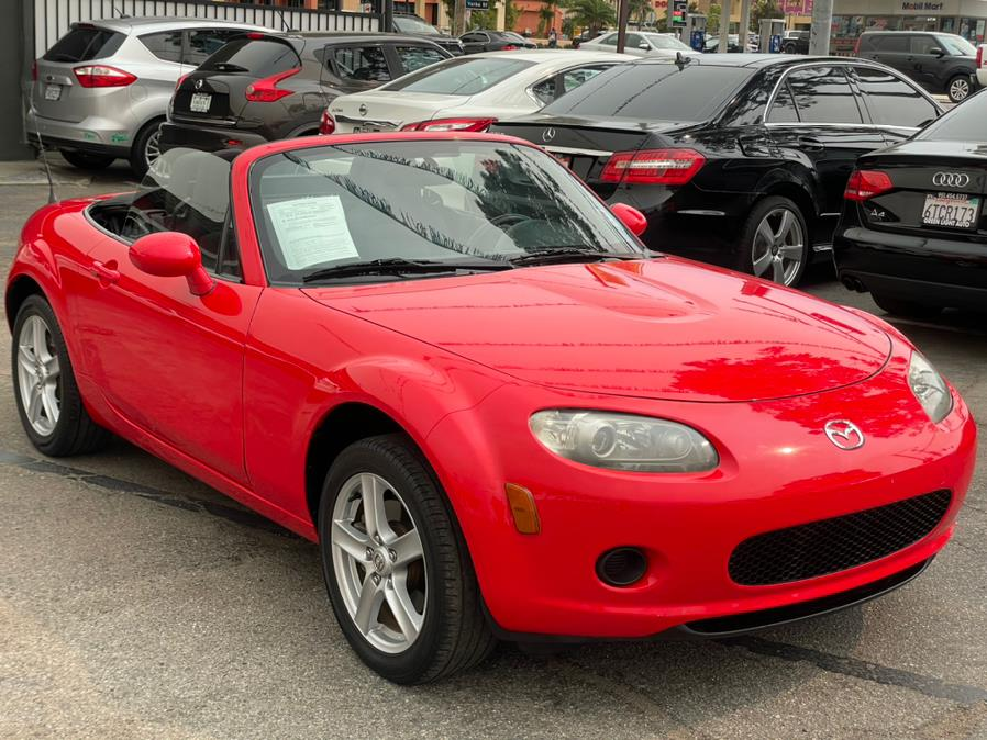 Used 2006 Mazda MX-5 Miata in Corona, California   Green Light Auto. Corona, California