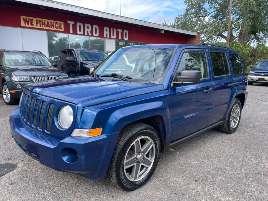 Used Jeep Patriot FWD 4dr Sport Manual 2009   Toro Auto. East Windsor, Connecticut