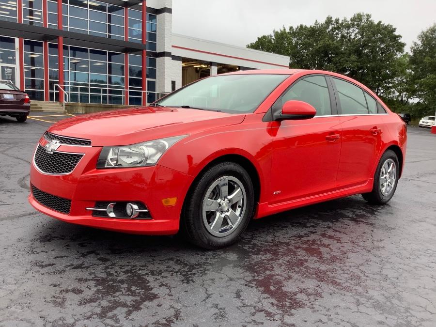 Used Chevrolet Cruze 4dr Sdn Auto 1LT 2014 | Marsh Auto Sales LLC. Ortonville, Michigan