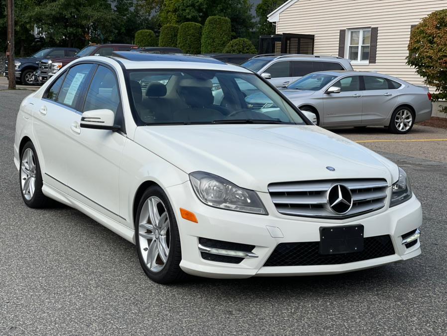 Used Mercedes-Benz C-Class 4dr Sdn C300 Luxury 4MATIC 2012   New Beginning Auto Service Inc . Ashland , Massachusetts