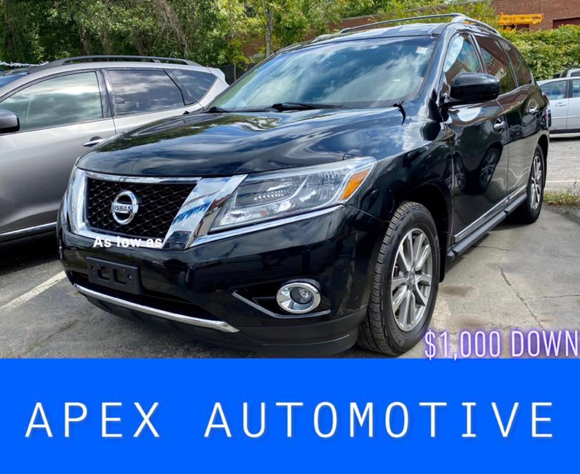 Used 2013 Nissan Pathfinder in Waterbury, Connecticut | Apex  Automotive. Waterbury, Connecticut
