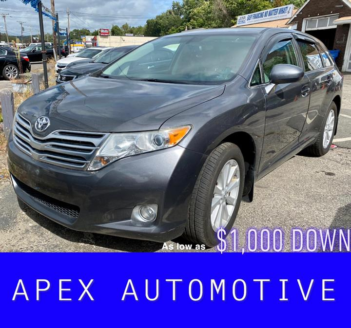 Used 2012 Toyota Venza in Waterbury, Connecticut | Apex  Automotive. Waterbury, Connecticut