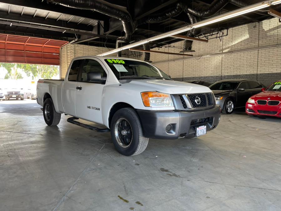 Used 2008 Nissan Titan in Garden Grove, California | U Save Auto Auction. Garden Grove, California