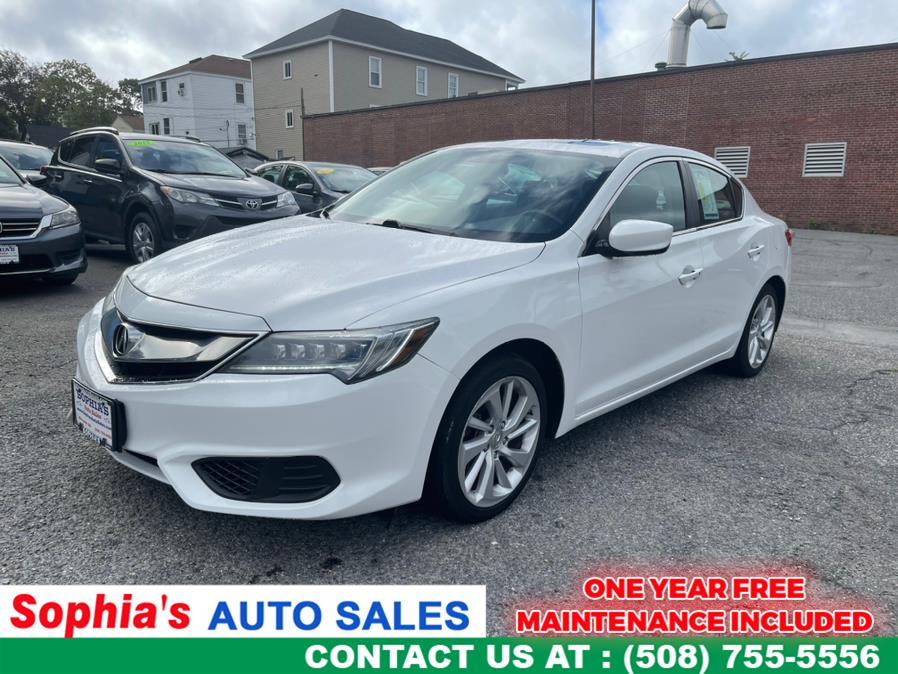 Used 2016 Acura ILX in Worcester, Massachusetts   Sophia's Auto Sales Inc. Worcester, Massachusetts
