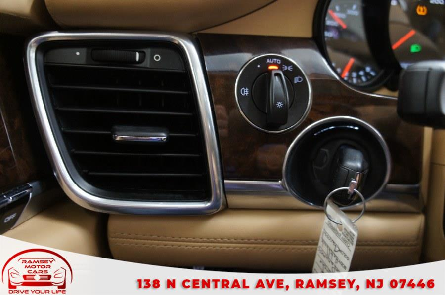 Used Porsche Panamera 4dr HB 4S 2010   Ramsey Motor Cars Inc. Ramsey, New Jersey