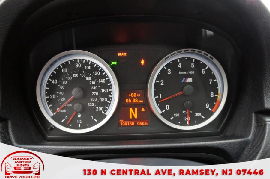 Used BMW M3 4dr Sdn 2011 | Ramsey Motor Cars Inc. Ramsey, New Jersey