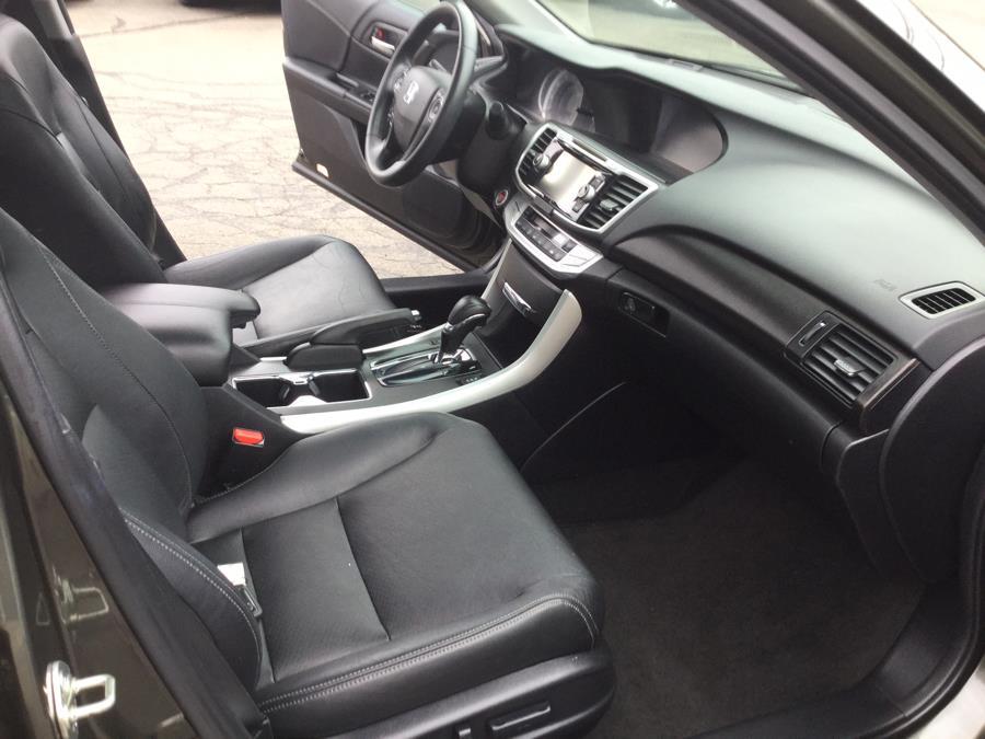 Used Honda Accord Sedan 4dr V6 Auto EX-L 2014 | L&S Automotive LLC. Plantsville, Connecticut