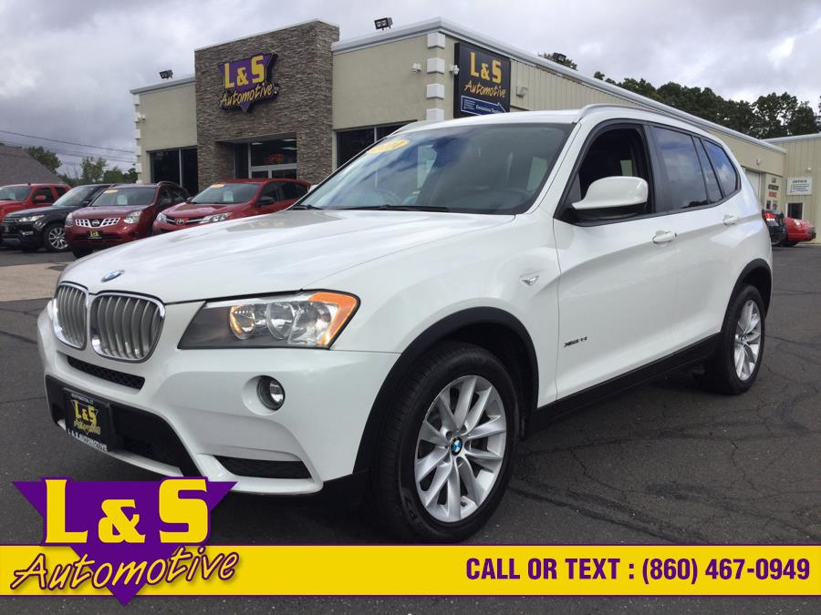Used 2014 BMW X3 in Plantsville, Connecticut | L&S Automotive LLC. Plantsville, Connecticut