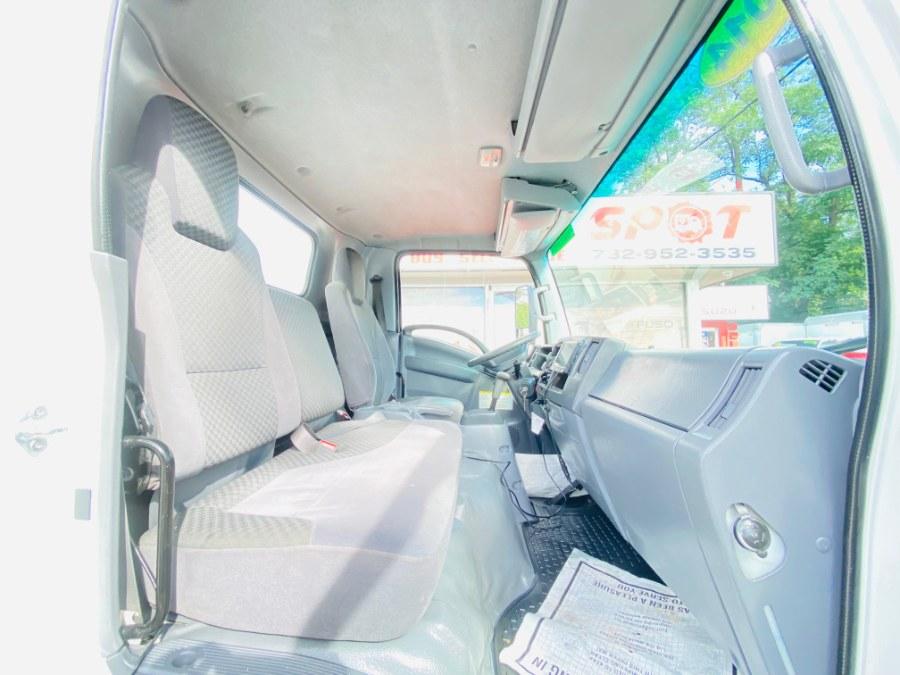 Used Isuzu NQR DSL REG AT 18 FEET DRY BOX + 17950LB GVW + NO CDL 2014 | NJ Truck Spot. South Amboy, New Jersey