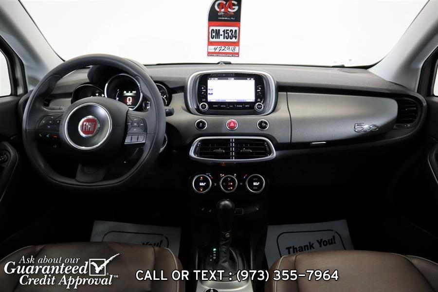 Used Fiat 500x Trekking Plus 2016   City Motor Group Inc.. Haskell, New Jersey