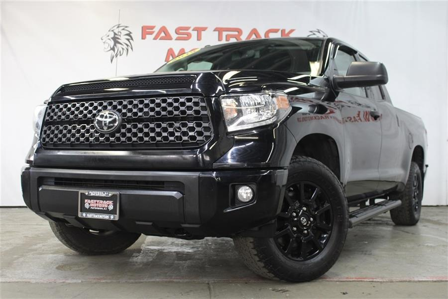 Used Toyota Tundra DOUBLE CAB SR/SR5 2019   Fast Track Motors. Paterson, New Jersey
