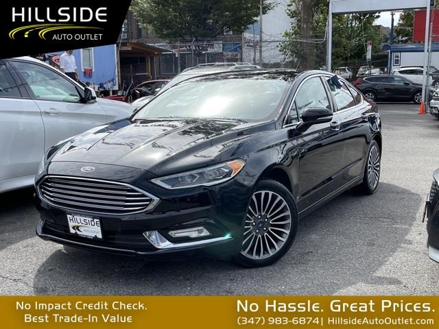 Used Ford Fusion Titanium 2017 | Hillside Auto Outlet. Jamaica, New York
