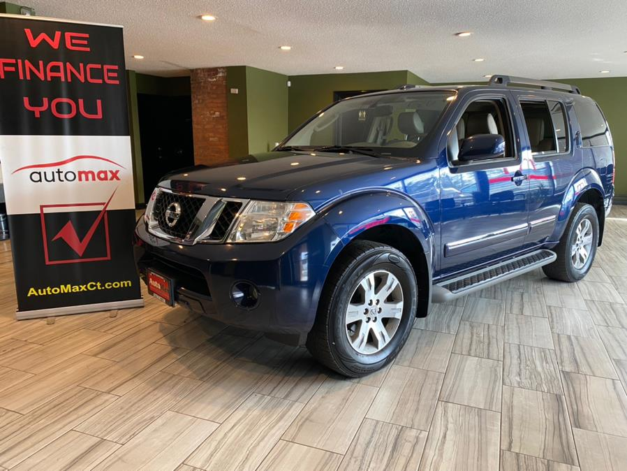 Used Nissan Pathfinder 4WD 4dr V6 Silver Edition 2012 | AutoMax. West Hartford, Connecticut
