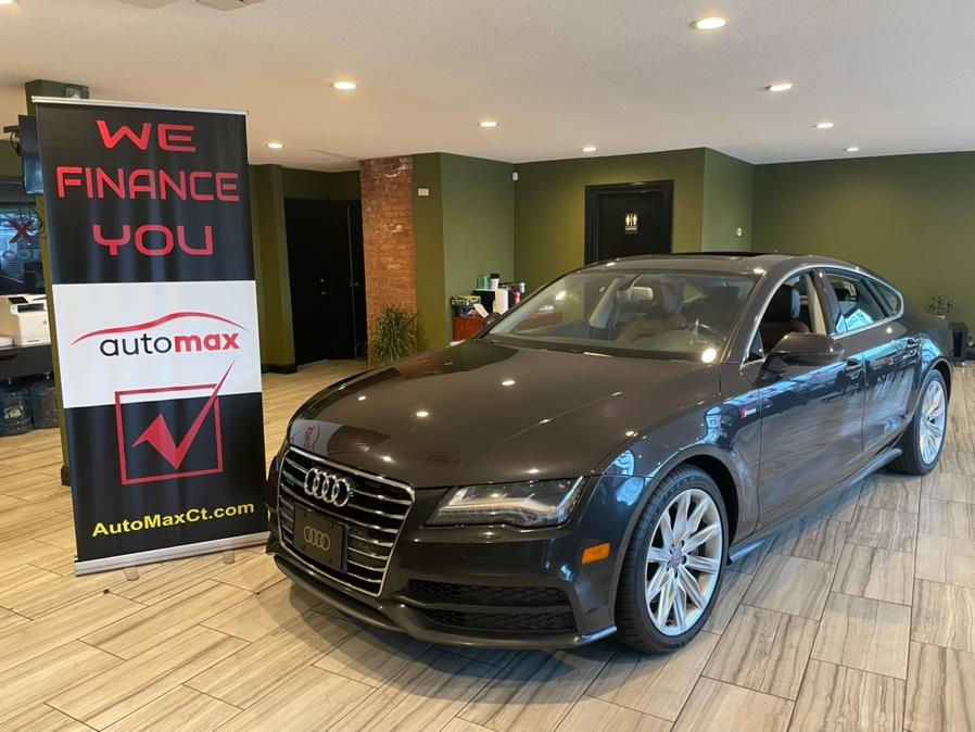Used 2013 Audi A7 in West Hartford, Connecticut | AutoMax. West Hartford, Connecticut