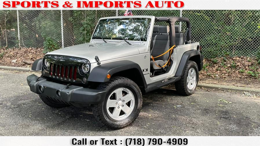 Used Jeep Wrangler 4WD 2dr X 2007   Sports & Imports Auto Inc. Brooklyn, New York