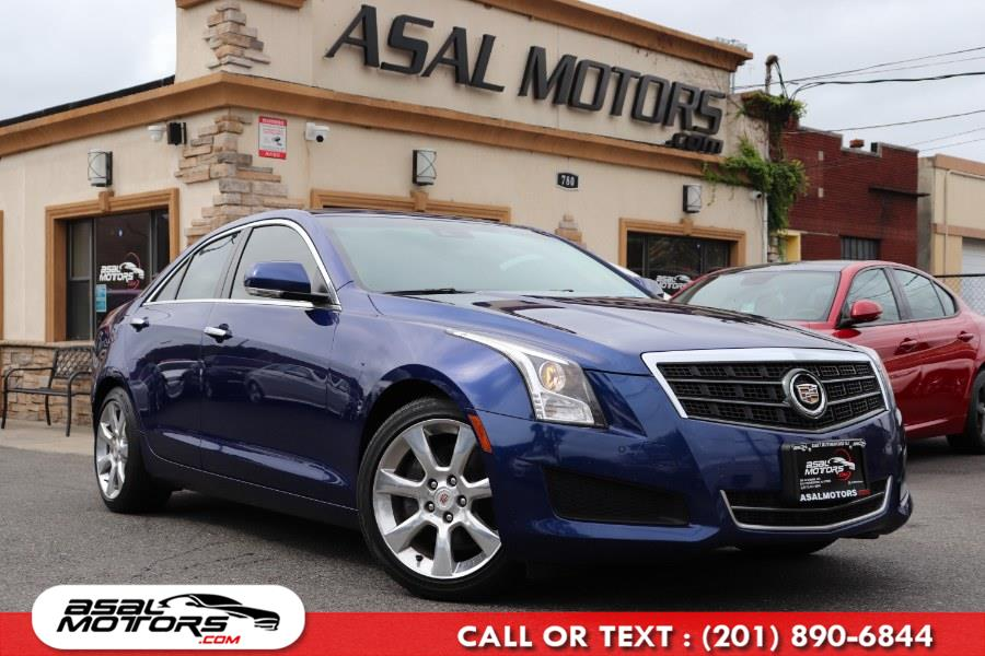 Used 2013 Cadillac ATS in East Rutherford, New Jersey   Asal Motors. East Rutherford, New Jersey