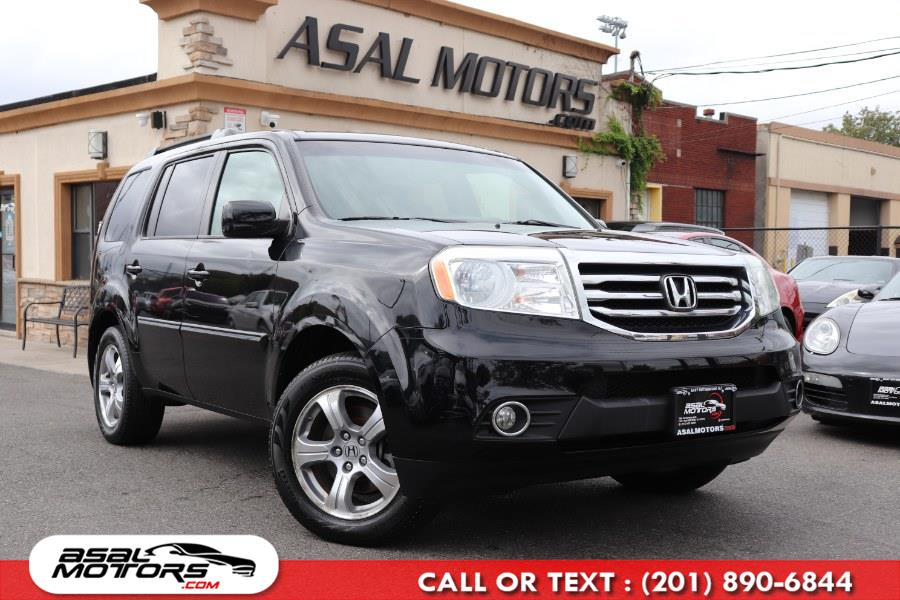 Used Honda Pilot 4WD 4dr EX-L w/RES 2012 | Asal Motors. East Rutherford, New Jersey