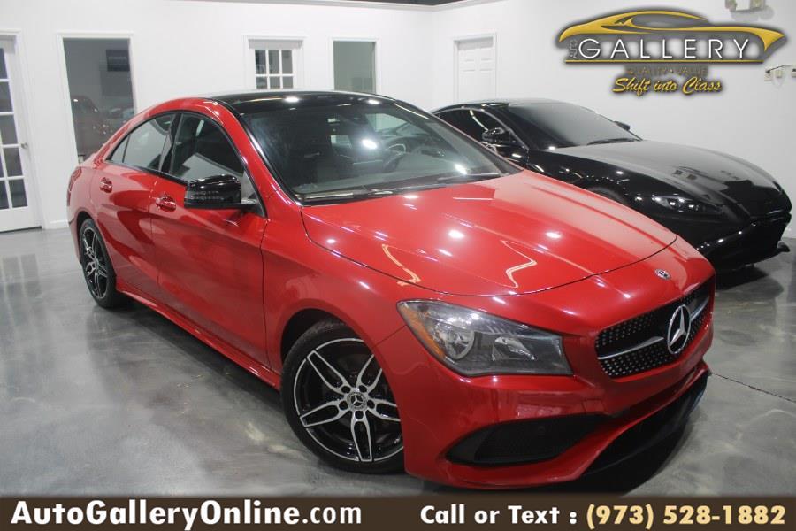 Used 2018 Mercedes-Benz CLA in Lodi, New Jersey | Auto Gallery. Lodi, New Jersey
