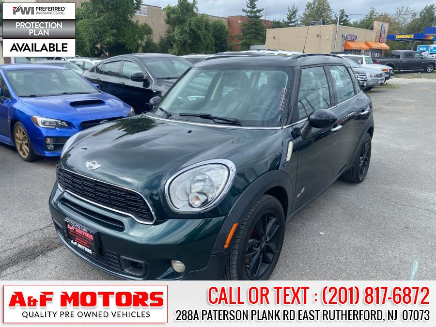 Used 2012 MINI Cooper Countryman in East Rutherford, New Jersey | A&F Motors LLC. East Rutherford, New Jersey