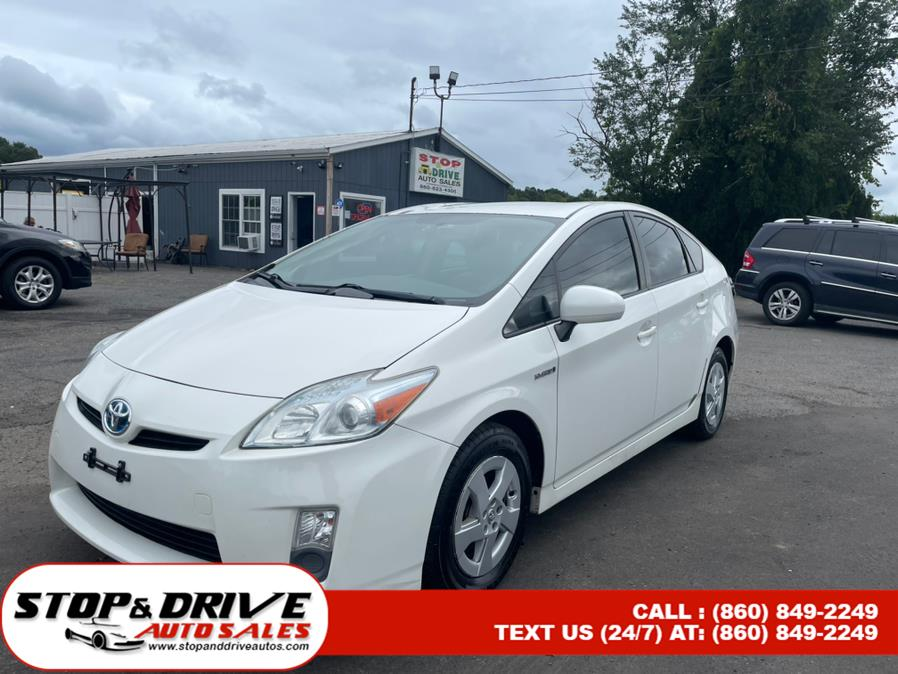 Used 2010 Toyota Prius in East Windsor, Connecticut | Stop & Drive Auto Sales. East Windsor, Connecticut