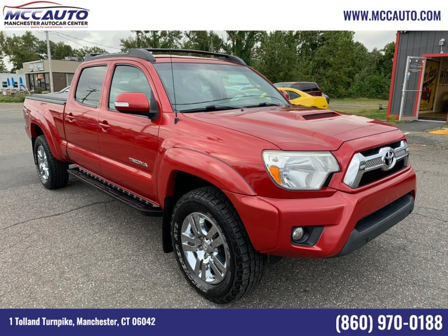 Used Toyota Tacoma 4WD Double Cab LB V6 AT (Natl) 2012 | Manchester Autocar Center. Manchester, Connecticut