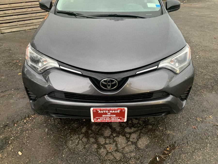 Used Toyota RAV4 LE AWD (Natl) 2018 | Auto Haus of Irvington Corp. Irvington , New Jersey