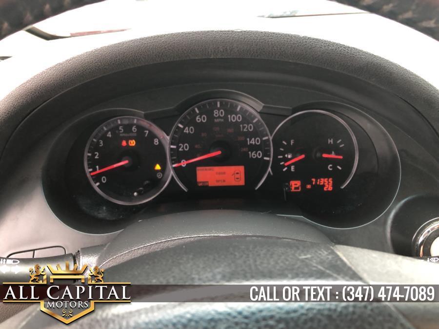 Used Nissan Altima 2dr Cpe I4 CVT 2.5 S 2012   All Capital Motors. Brooklyn, New York