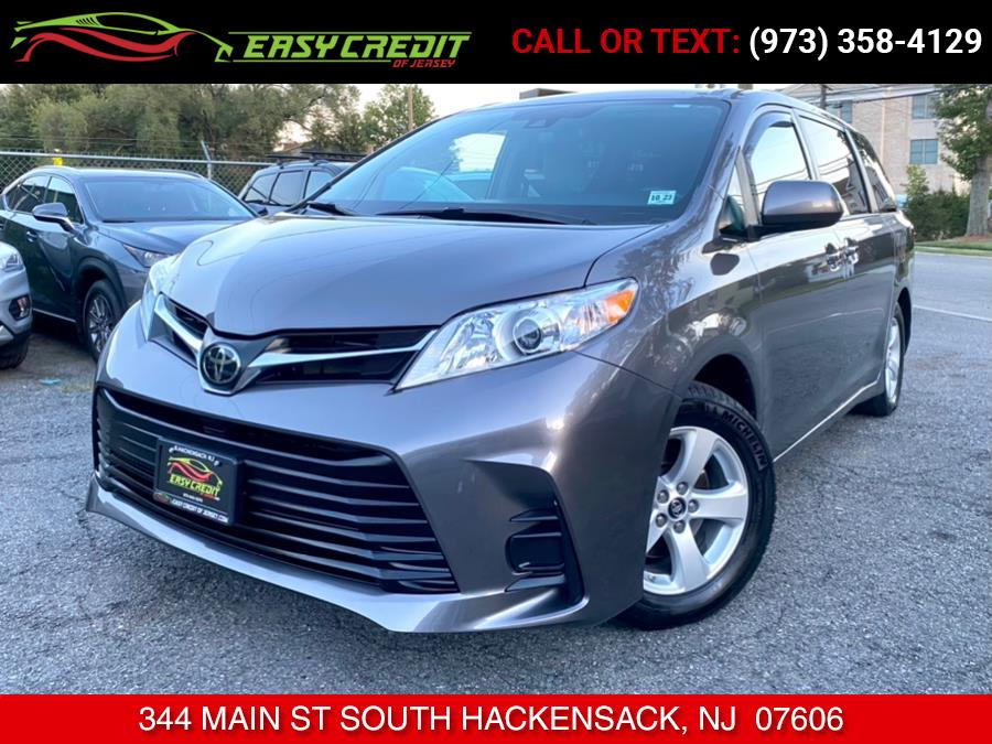 Used 2019 Toyota Sienna in South Hackensack, New Jersey | Easy Credit of Jersey. South Hackensack, New Jersey