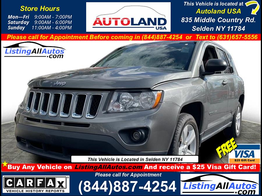 Used 2013 Jeep Compass in Patchogue, New York | www.ListingAllAutos.com. Patchogue, New York