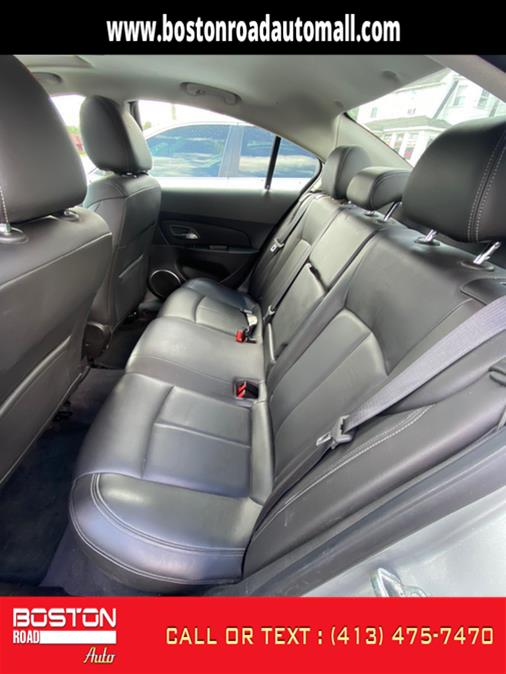 Used Chevrolet Cruze 4dr Sdn LTZ 2011 | Boston Road Auto. Springfield, Massachusetts