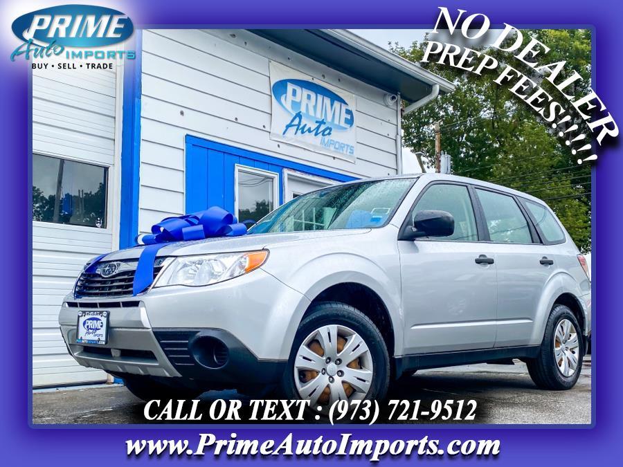 Used 2010 Subaru Forester in Bloomingdale, New Jersey | Prime Auto Imports. Bloomingdale, New Jersey