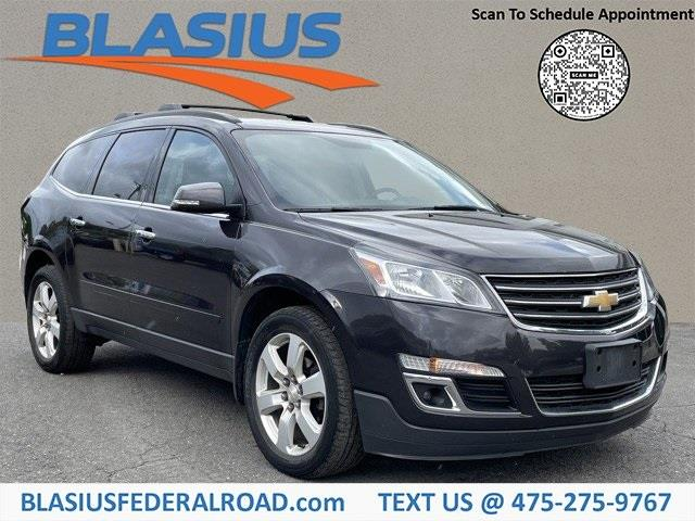 Used Chevrolet Traverse LT 2017 | Blasius Federal Road. Brookfield, Connecticut