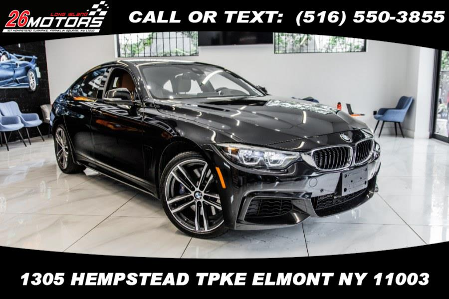 Used BMW 4 Series ///M Sport Package 440i xDrive Gran Coupe 2018   26 Motors Corp. Bronx, New York