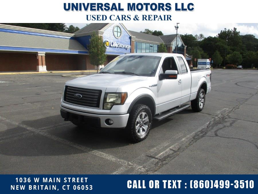 Used 2011 Ford F-150 in New Britain, Connecticut | Universal Motors LLC. New Britain, Connecticut