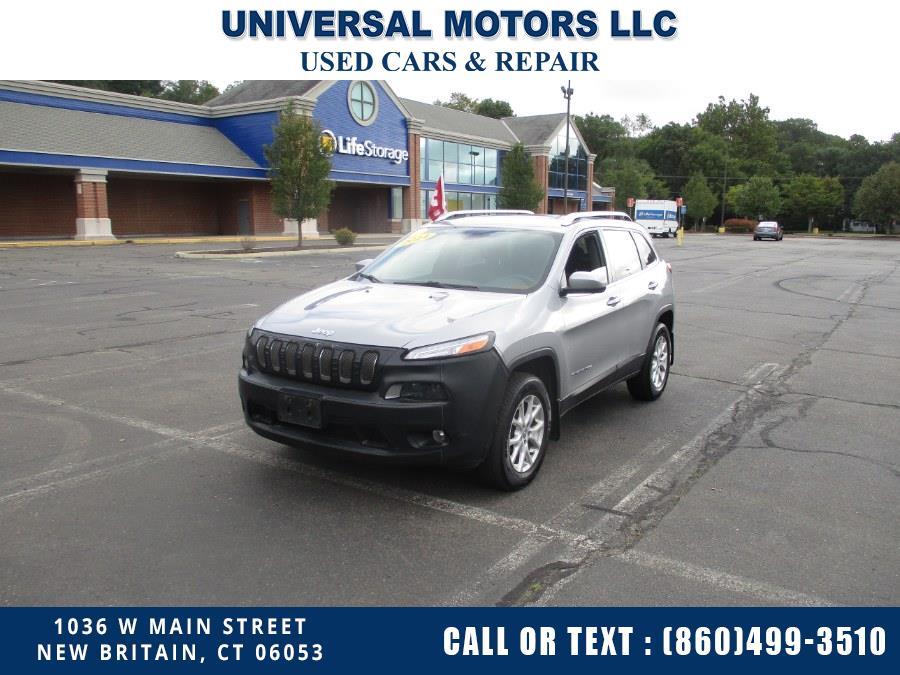 Used Jeep Cherokee 4DRSUV 2014 | Universal Motors LLC. New Britain, Connecticut