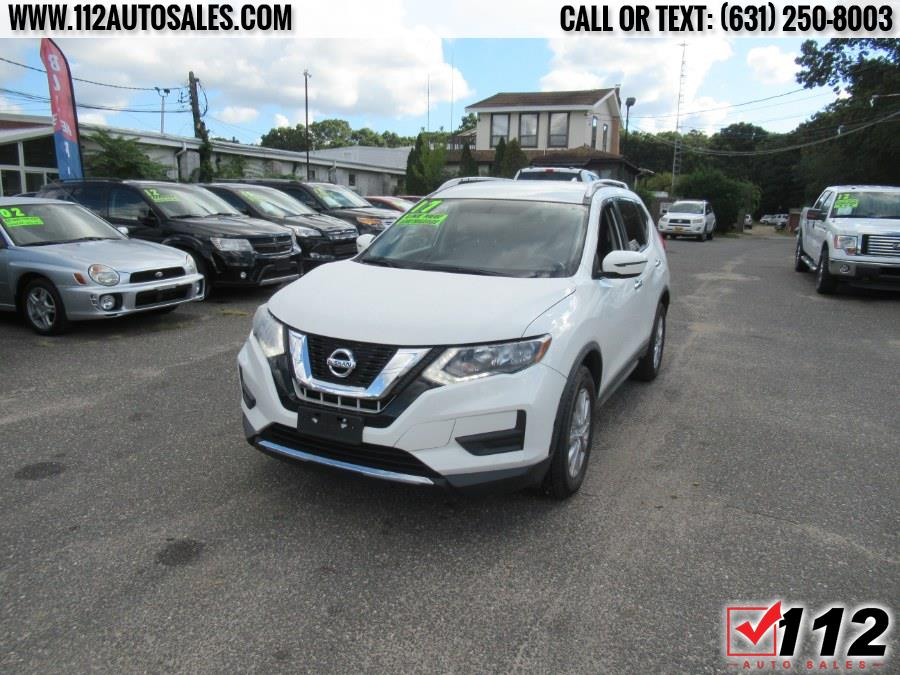 Used Nissan Rogue sv 2017 | 112 Auto Sales. Patchogue, New York