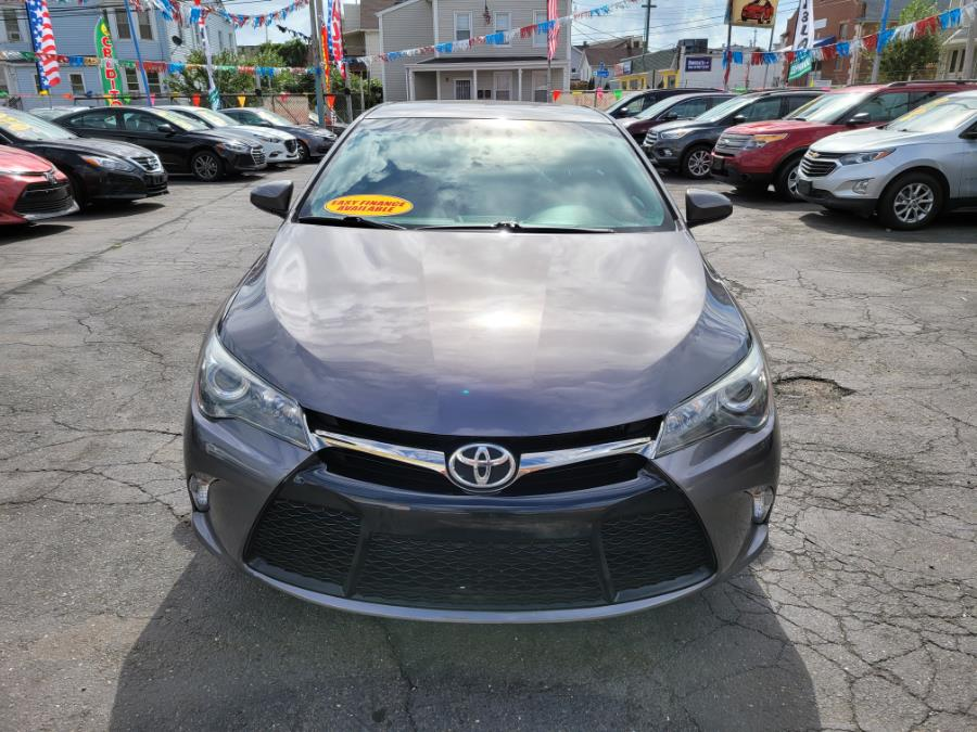 Used Toyota Camry SE 2016 | Affordable Motors Inc. Bridgeport, Connecticut