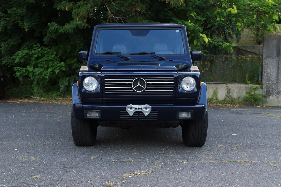 Used 2002 Mercedes-Benz G-Class in Danbury, Connecticut | Performance Imports. Danbury, Connecticut