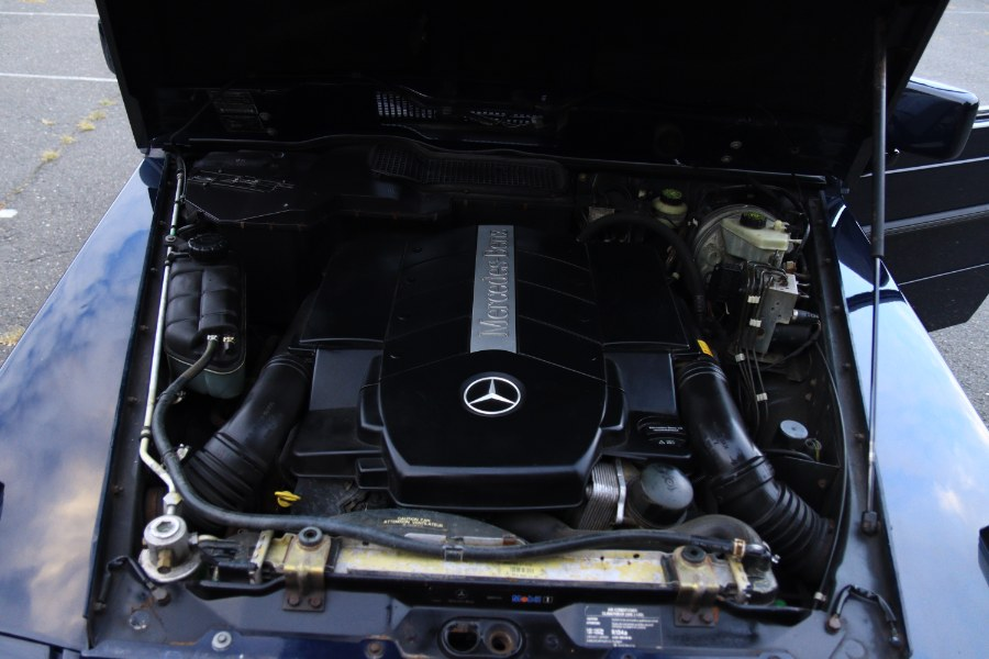Used Mercedes-Benz G-Class 4dr 4WD 5.0L 2002 | Performance Imports. Danbury, Connecticut
