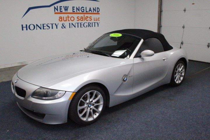Used BMW Z4 Z4 2dr Roadster 3.0i 2006 | New England Auto Sales LLC. Plainville, Connecticut