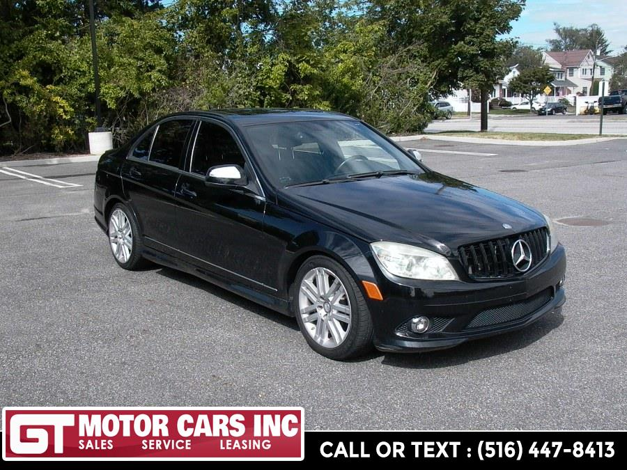 2009 Mercedes-Benz C-Class 4dr Sdn 3.0L Sport RWD, available for sale in Bellmore, NY