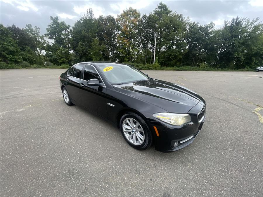 Used 2015 BMW 5 Series in Stratford, Connecticut | Wiz Leasing Inc. Stratford, Connecticut