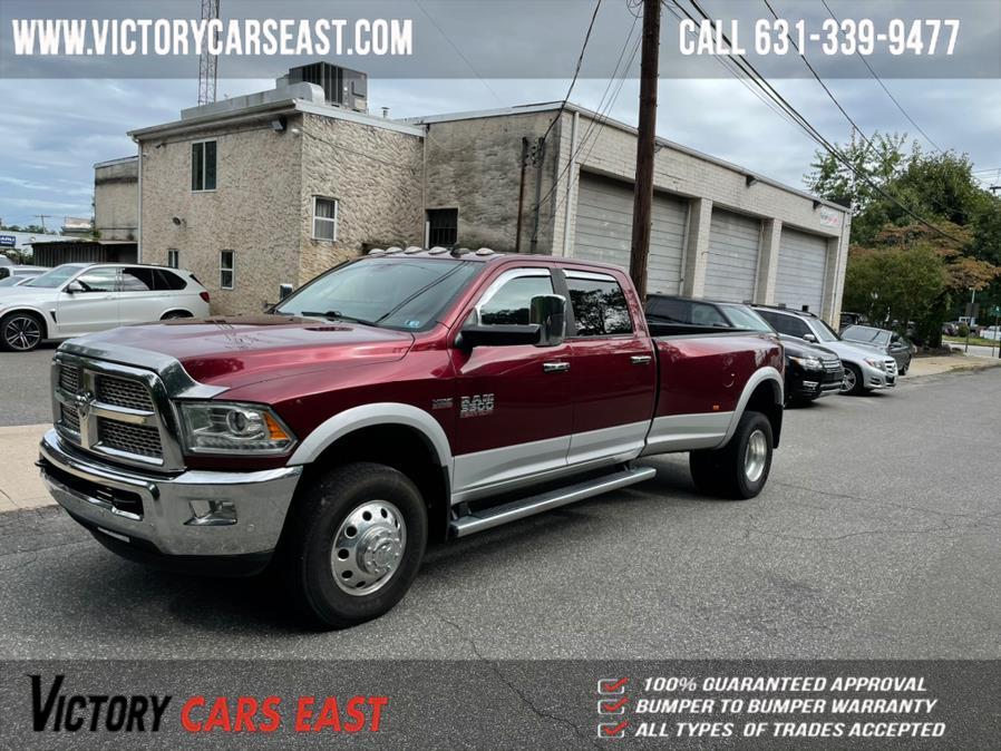 Used Ram 3500 Laramie 4x4 Crew Cab 8'' Box 2017 | Victory Cars East LLC. Huntington, New York