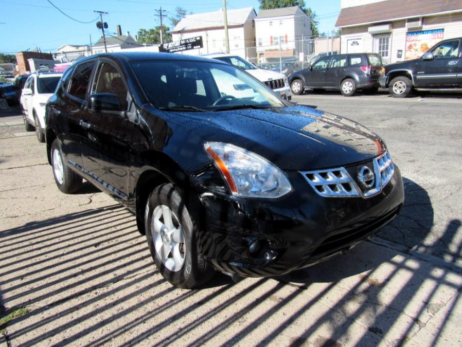 Used Nissan Rogue FWD 4dr S 2013 | MFG Prestige Auto Group. Paterson, New Jersey