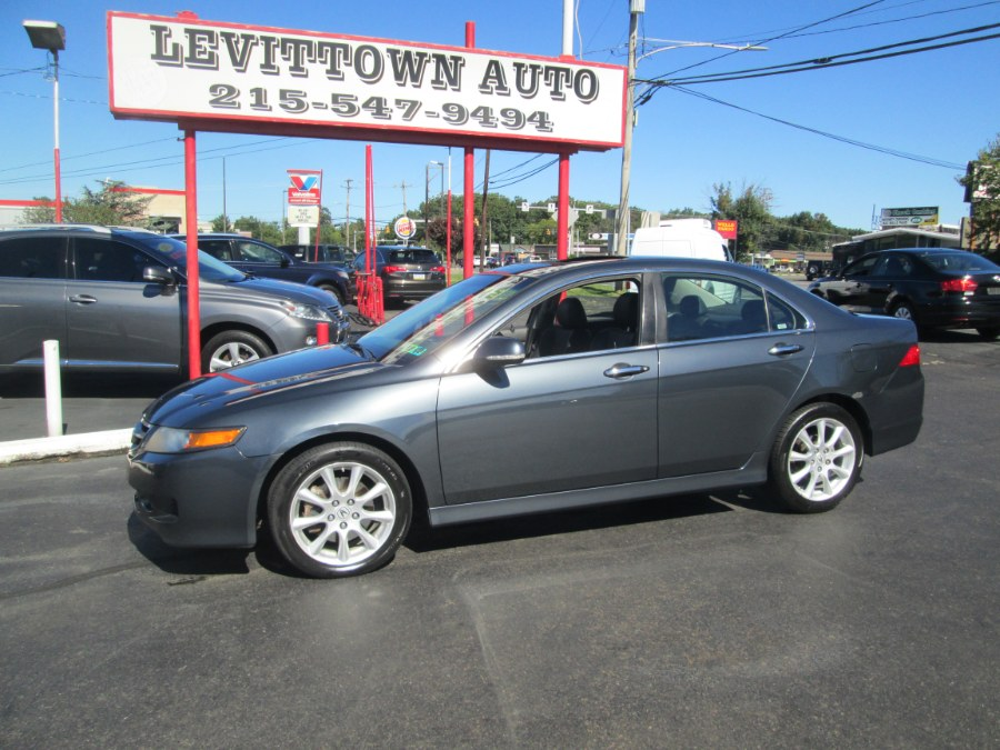 Used 2008 Acura TSX in Levittown, Pennsylvania | Levittown Auto. Levittown, Pennsylvania