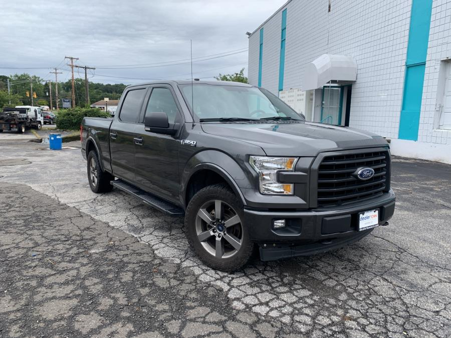 Used Ford F-150 XLT 4WD SuperCrew 6.5'' Box 2017 | Dealertown Auto Wholesalers. Milford, Connecticut