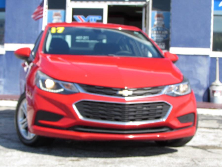 Used 2017 Chevrolet Cruze in Orlando, Florida | VIP Auto Enterprise, Inc. Orlando, Florida