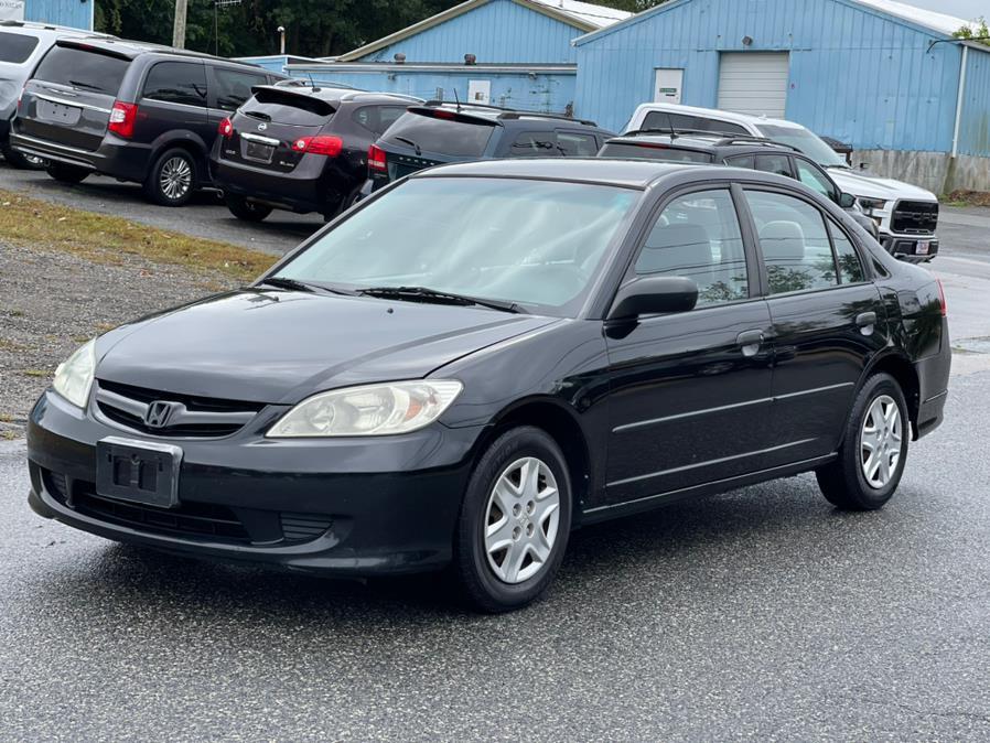 Used Honda Civic Sdn VP AT 2005 | New Beginning Auto Service Inc . Ashland , Massachusetts