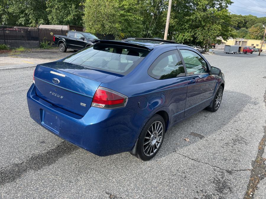 Used Ford Focus 2dr Cpe SES 2009   New Beginning Auto Service Inc . Ashland , Massachusetts