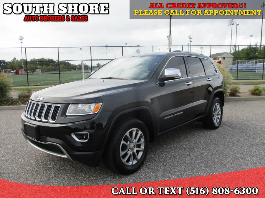 Used Jeep Grand Cherokee 4WD 4dr Limited 2015 | South Shore Auto Brokers & Sales. Massapequa, New York